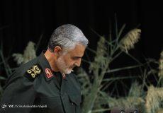 نامگذاری یک خیابان بهنام شهید سردار سلیمانی در اورمیه