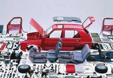 بازار خودرویی که قطعات یدکی ندارد