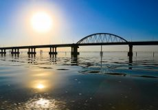کاهش تراز دریاچه اورمیه آغاز شد