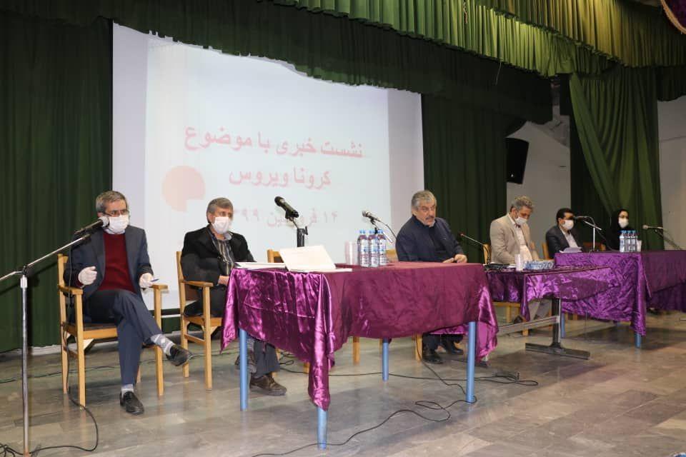 غربالگری ۸۹ درصد جمعیت آذربایجانغربی در بحث کرونا