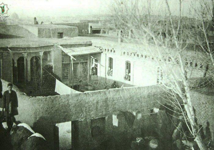 نگاهی کوتاه به تاریخچه محله یوردشاه اورمیه