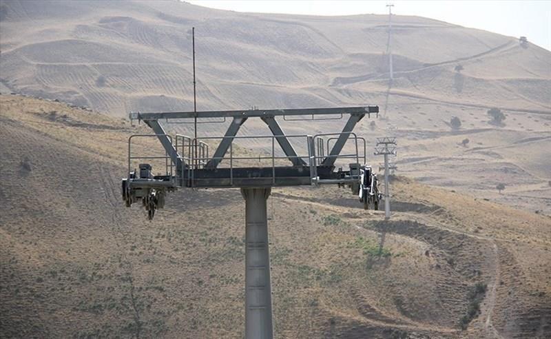 تجهیزات تلهکابین اورمیه در انتظار بازدید شرکت بازرسی کیفیت
