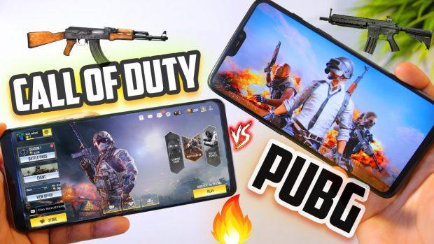 پابجی یا کال آو دیوتی؛ کدام بازی موبایلی برنده است؟