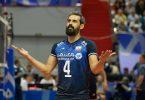 تمجید صفحه جهانی والیبال در یوتیوب از سعید معروف