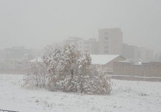 اورمیه دومین مرکز استان سرد کشور