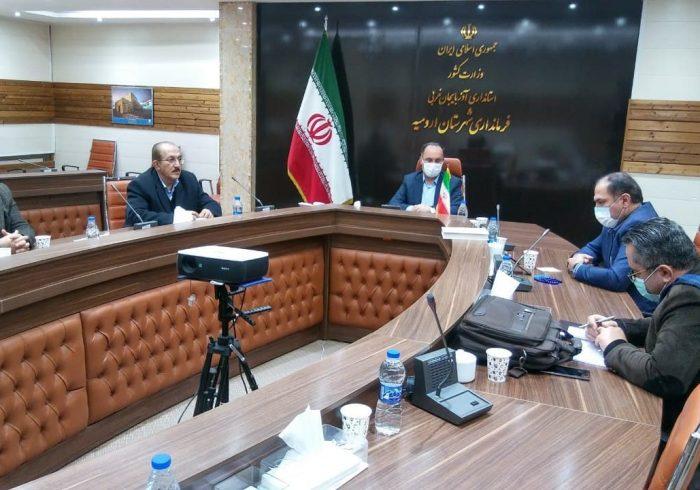 فرماندار اورمیه: اعتقاد زیادی به کار حزبی و تشکیلاتی دارم