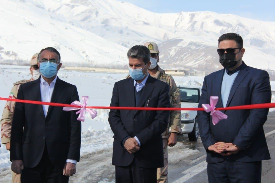 فرماندار اورمیه: ۶۰ پروژه در چهارمین روز دهه فجر افتتاح و کلنگزنی شد + تصاویر