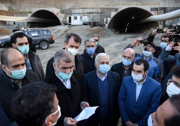 نایب رییس مجلس از آزادراه اورمیه-تبریز بازدیدکرد