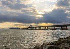 دریاچه اورمیه ۲ میلیارد مترمکعب از آب خود را در یک سال از دست داد