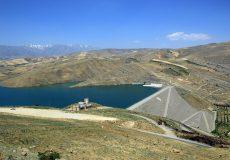 حجم مخازن سدهای آذربایجانغربی، ۵ درصد کاهش یافت