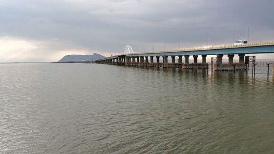 افزایش حجم آب دریاچه اورمیه به بیش از ۴میلیارد مترمکعب