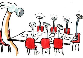 مُدیران: تا کی جلسات بی نتیجه!