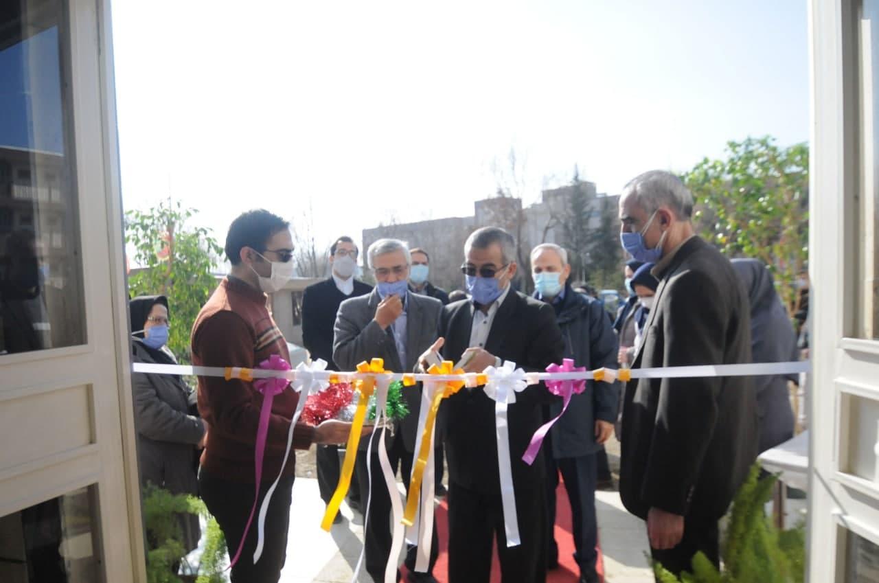 افتتاح خوابگاه دخترانه بنیاد ۱۵ خرداد دانشگاه اورمیه + تصاویر