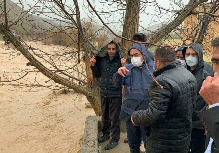 سیلاب در اورمیه بدون خسارت جدی و آسیب جانی مهار شد