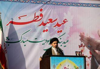 امام جمعه اورمیه: تضمین امنیت و اقتدار کشور با مشارکت پرشور در انتخابات ممکن است