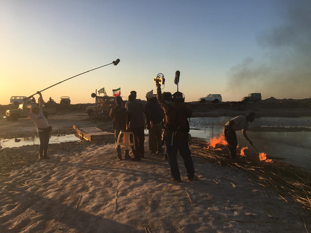 سریال هفت قسمتی شهید باکری در حال ساخت است