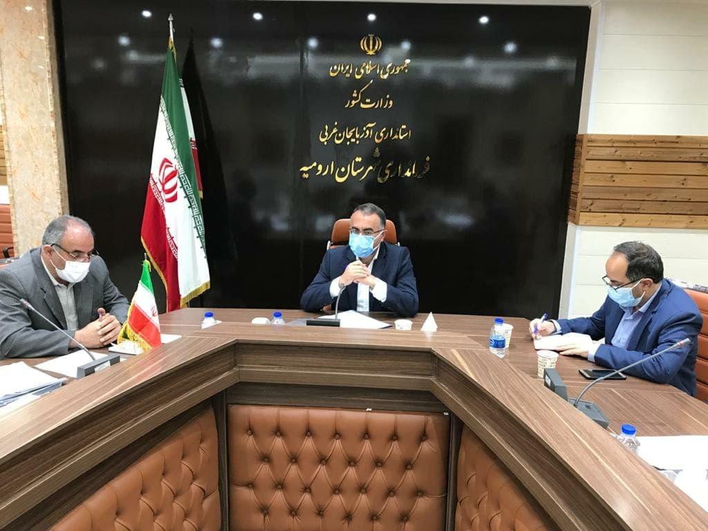 برگزاری جلسه هماهنگی ستاد انتخابات شهرستان اورمیه