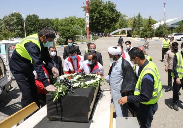 خبرنگاران حادثه دیده به تهران بازگشتند / دو نفر بستری هستند