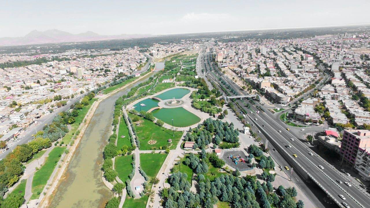محدود شدن کاشت چمن در اورمیه بخاطر وضعیت بغرنج آب