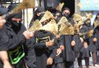 عزاداری تاسوعا و عاشورای حسینی در اورمیه